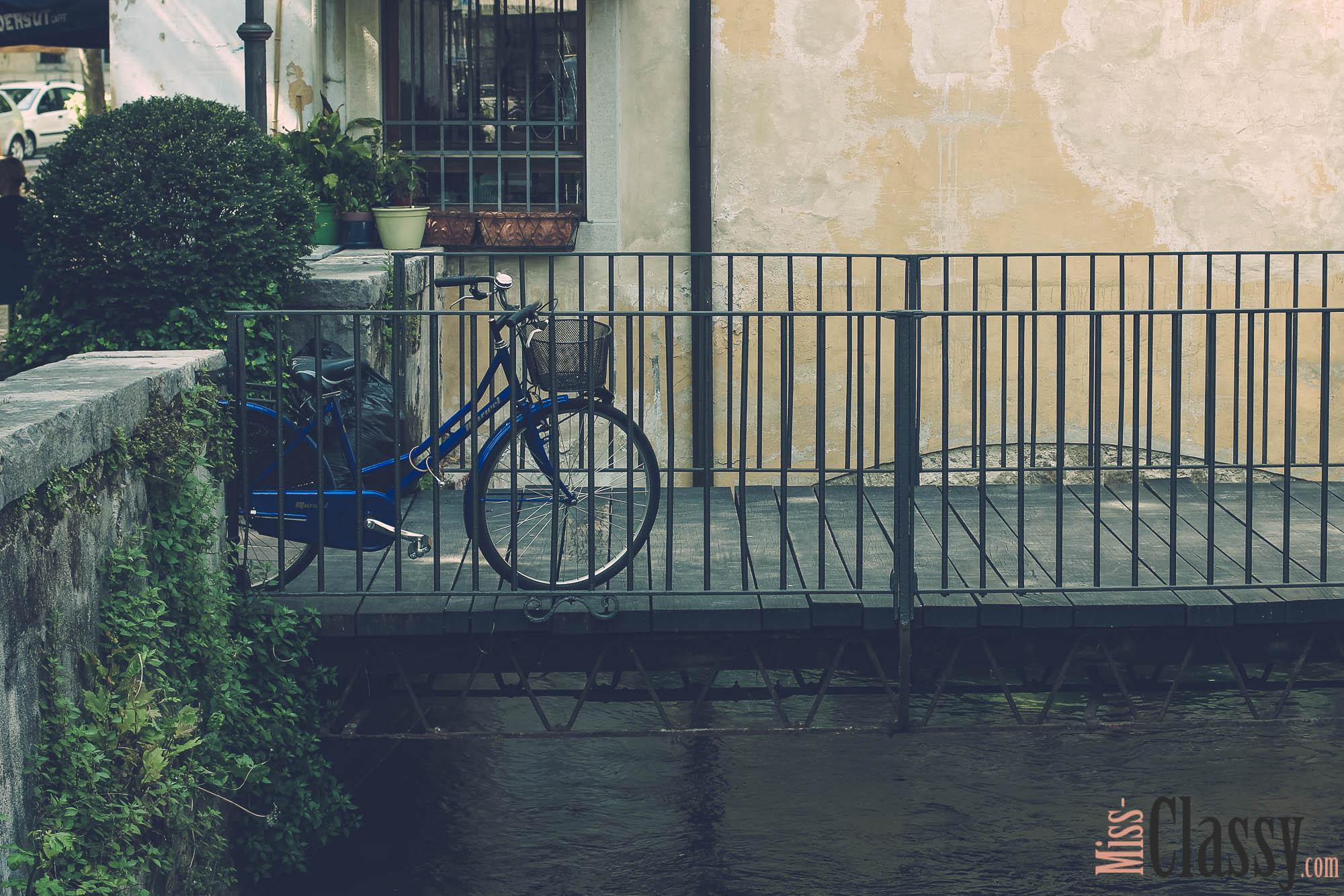 Auf der Durchreise Udine