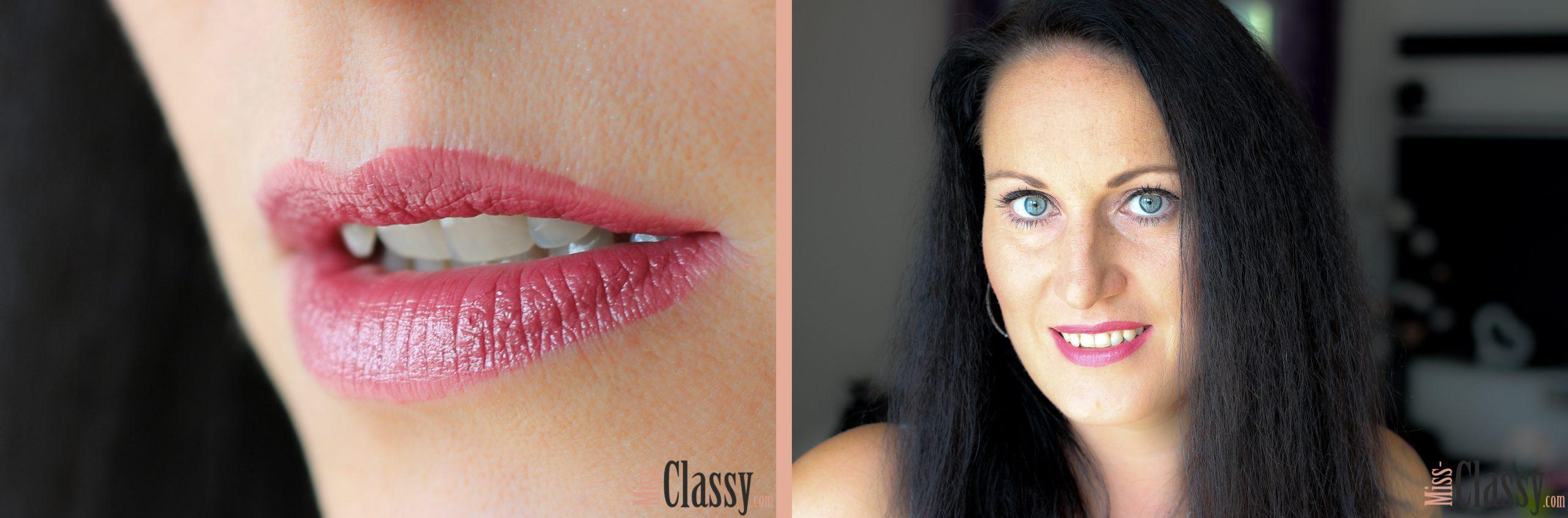 Herbstlippenstift - Meine 5 Favoriten - YSL Rose Stiletto Rouge Pur Couture