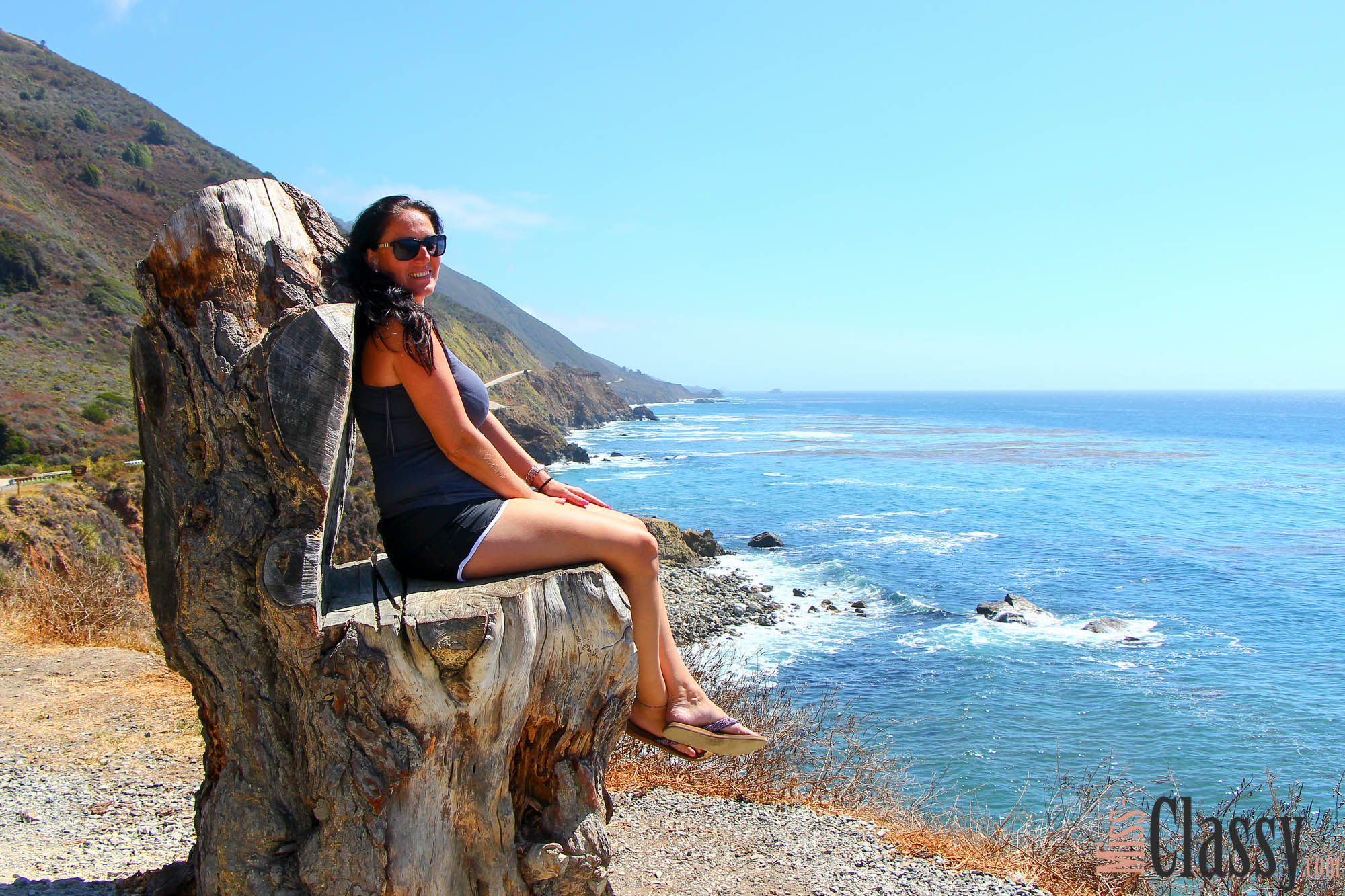 Big Sur - Highway 1 - Coastal Highway - USA - Kalifornien