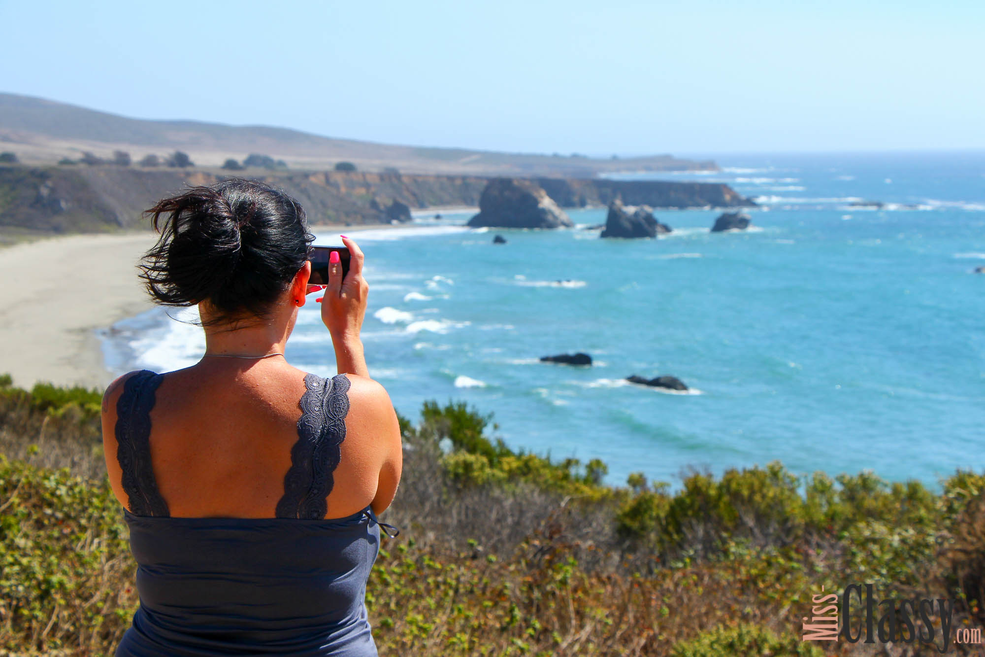 Big Sur - Highway 1 - Coastal Highway - USA - Kalifornien
