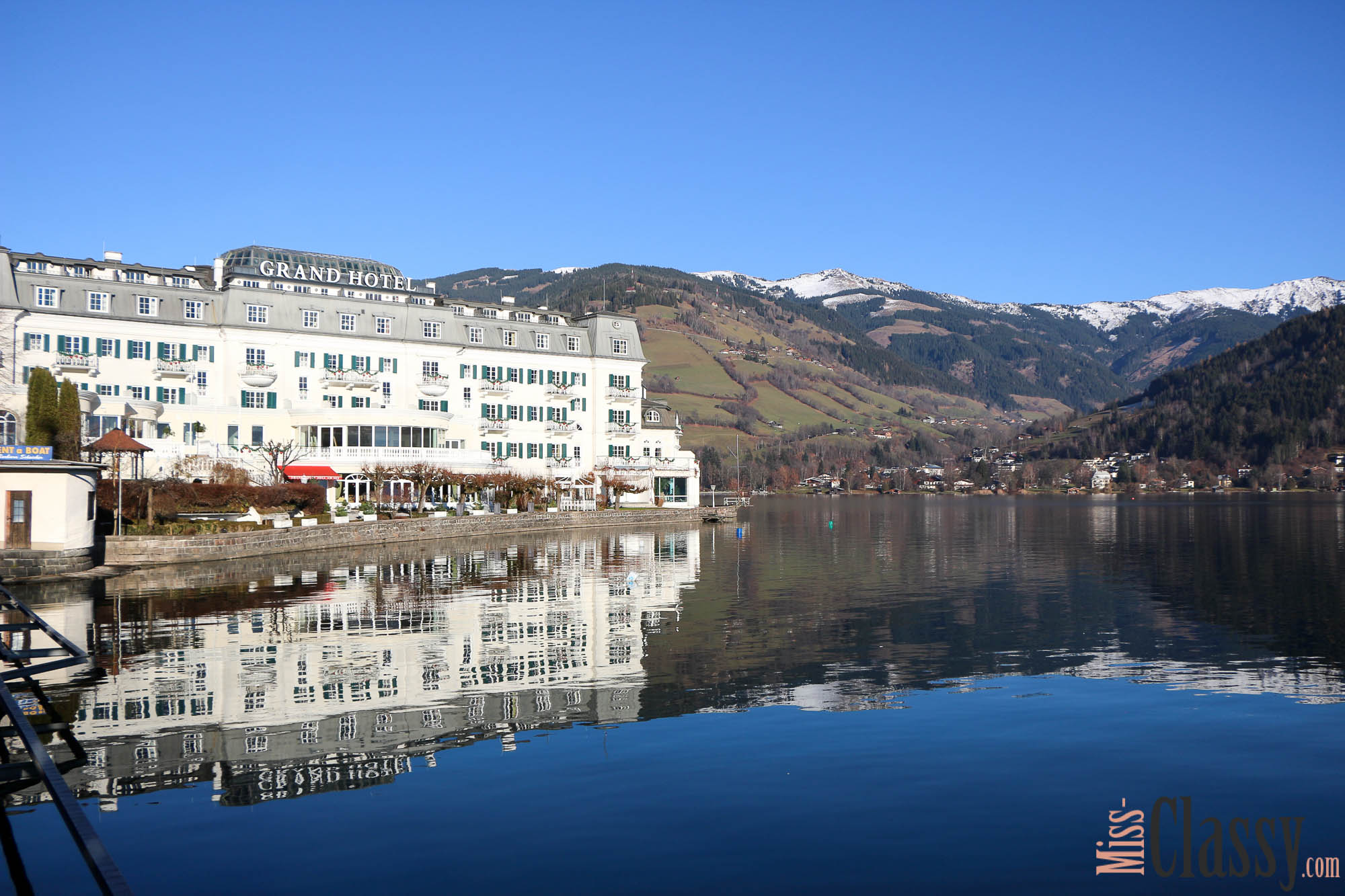 2. Advent in Zell am See