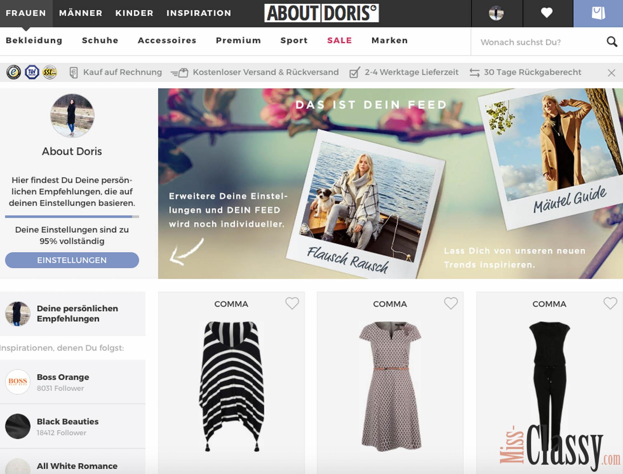 AboutYou - der Online Shop für deine persönliche Mode