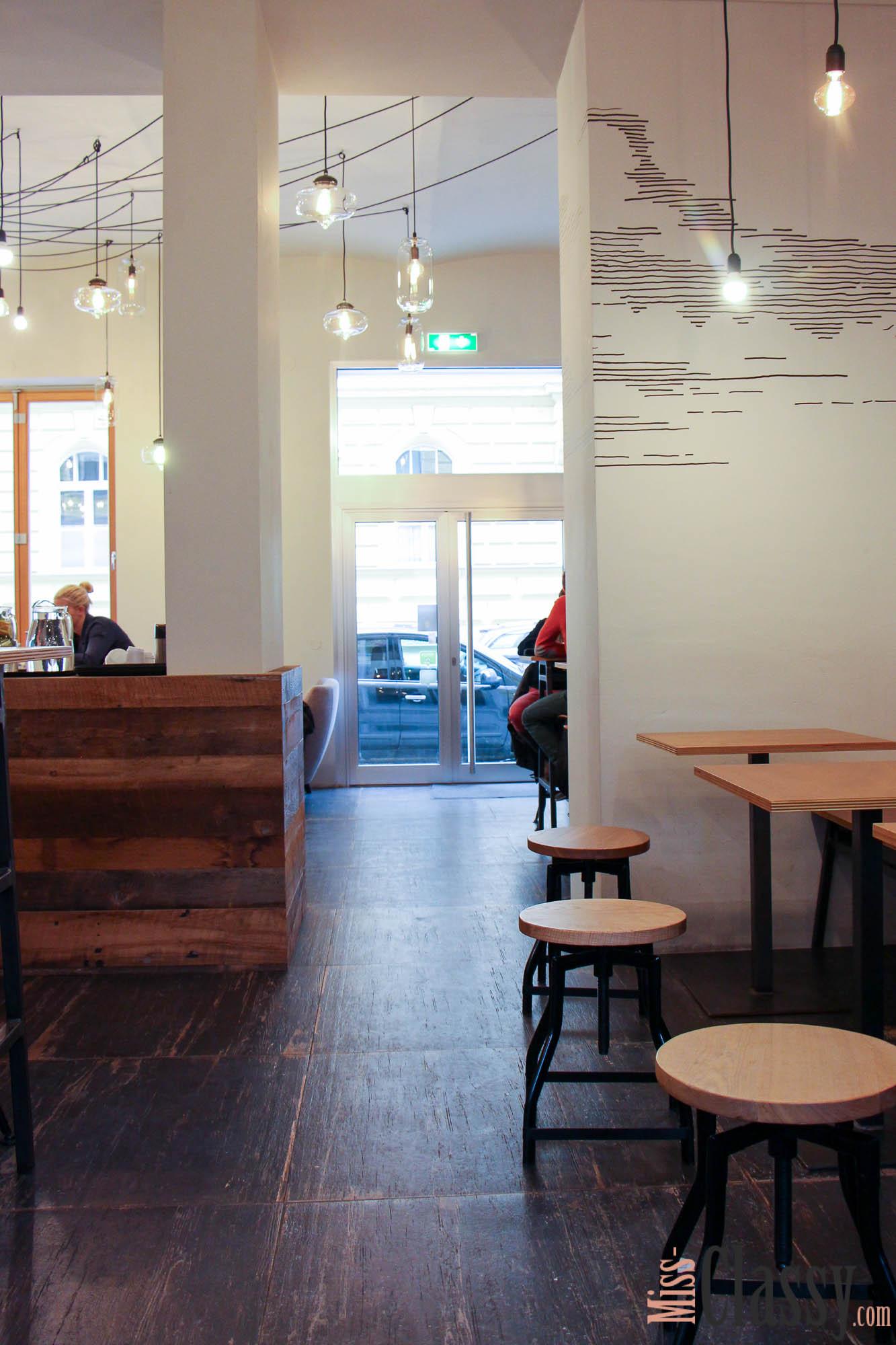 Joanneumsviertel und Besuch im Ducks Coffee Shop