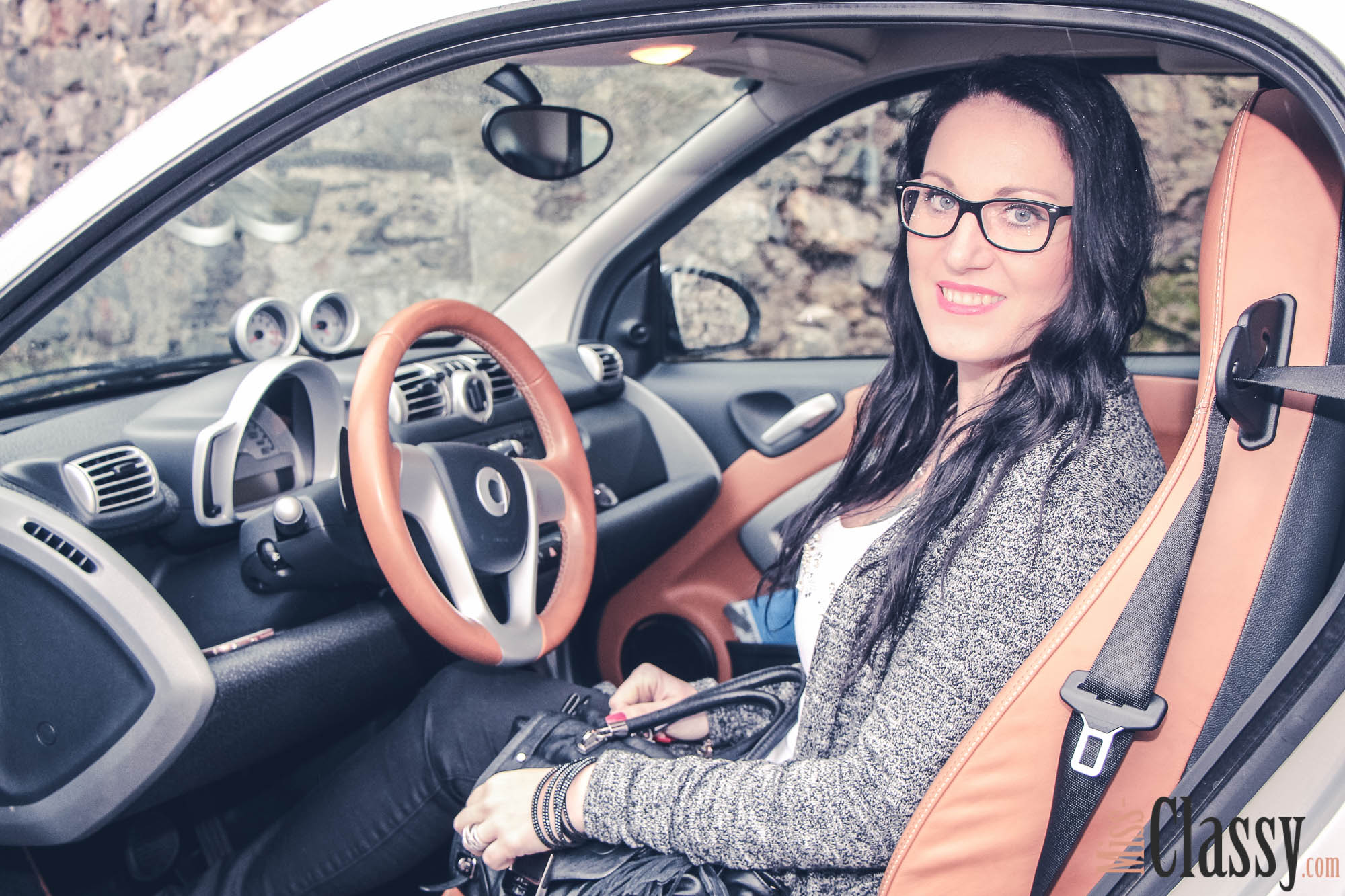 Smartie and Me - Mein neues Miss-Classy-Mobil