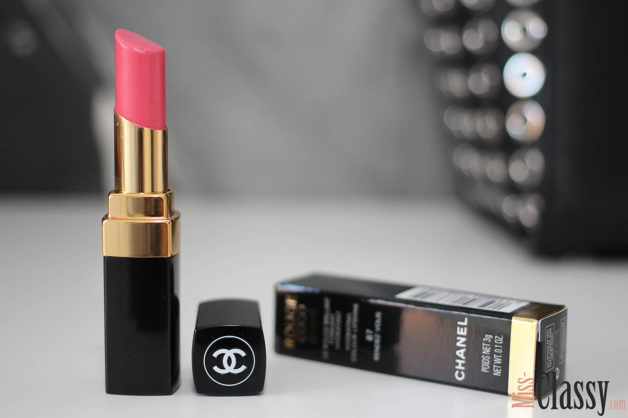 Chanel Rouge Coco Shine – Rendez-Vous - Luxus - Lippenstift, Kosmetik, Lipstick
