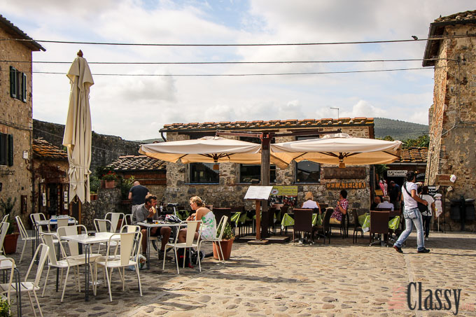 TRAVEL: Italien - Toskana - Tuscany - Monteriggioni - Travelblog - Reisebericht - Wayfarer - Wanderlust - Miss Classy - La Cerchia