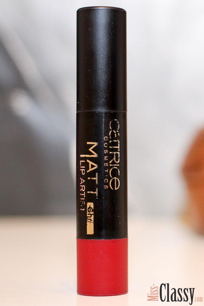 BEAUTY Catrice - Matt Lip Artist Merl'Oh! - Lippenstift, Lipstick, Lippen, Kosmetik