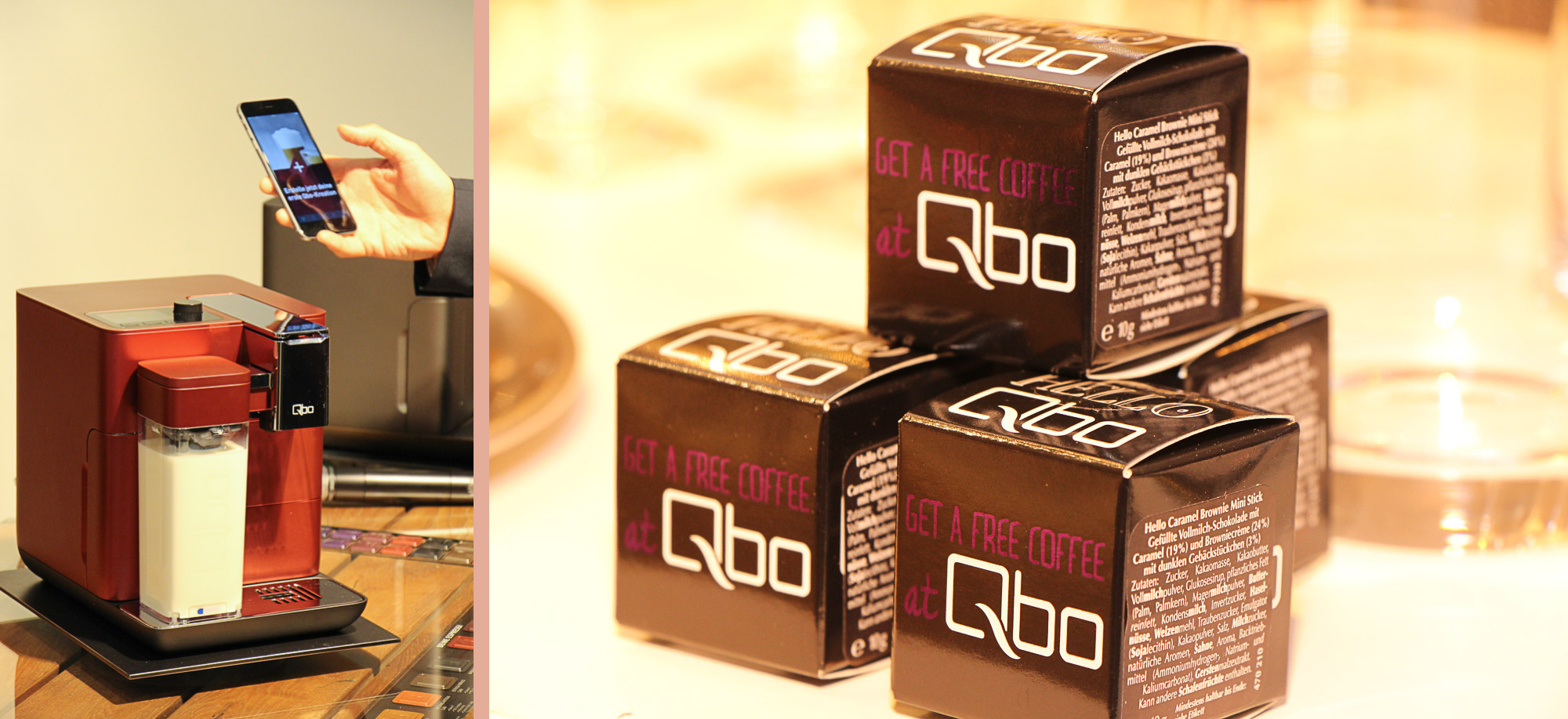 LIFESTYLE: I love Coffee und seit dieser Woche bin ich QBO Fan, Create your Coffee, Kaffee, Espresso, Latte Macchiato, Milchschaum, Premium, QBO, You-Rista, QBO Milk-Master, Barista, Tchibo, Miss Classy, Lifestyleblog, Lifestyleblogger, Graz, Österreich