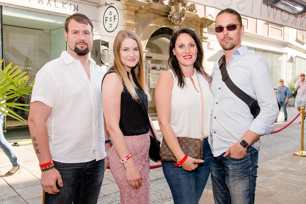 LIFESTYLE Bar Campari im Frankowitsch in Graz, Miss Classy, VIP Opening, Campari Orange, Campari Seltz, Aperitivo, Graz, Delikatessen, Brötchen, Patisserie, Grazermadl, Fashionladyloves