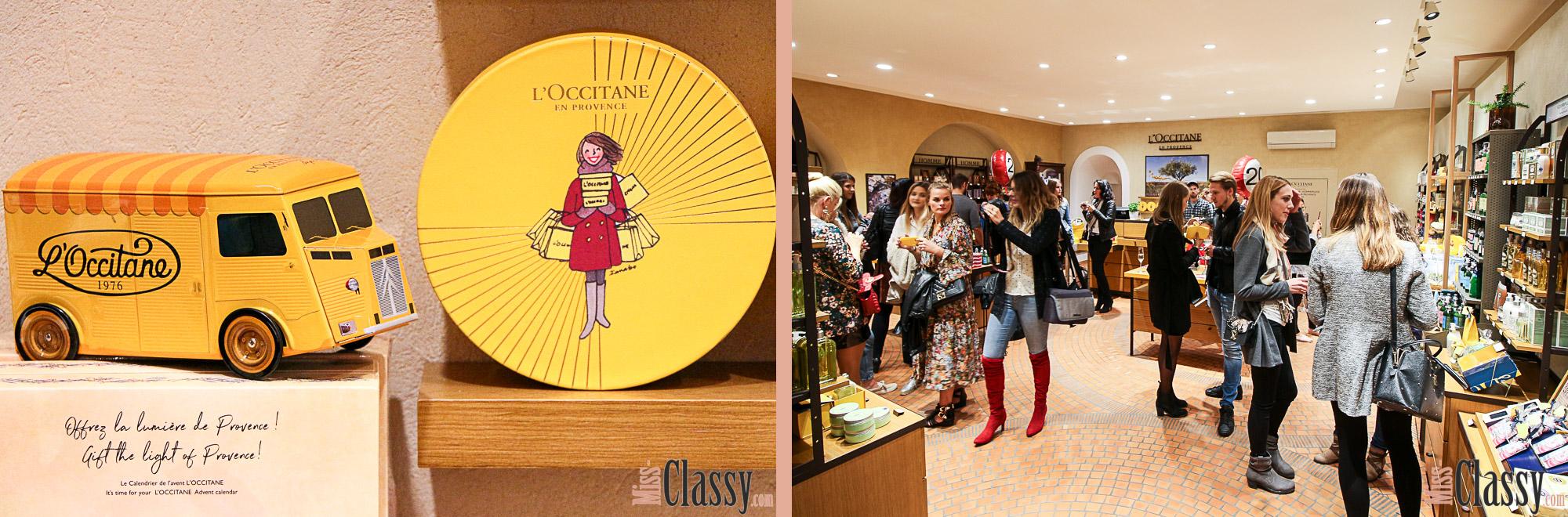 LIFESTYLE: L'Occitane en Provence feiert den 20. Geburtstag in Graz, Miss Classy, Lifestyle Blog, Beauty Blog, Graz, Steiermark, Österreich, classy, beclassy, Provence, Kosmetik, Parfum, Gesichtspflege, Store, Shop, Lavendel, Bloggerevent