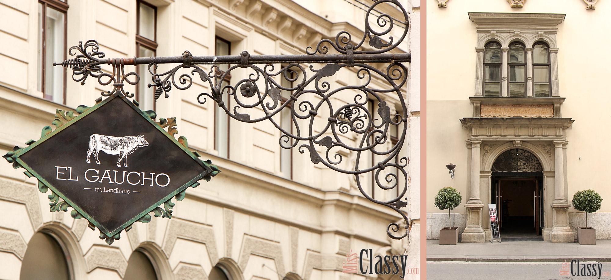 LIFESTYLE Miss Classy's Lieblingslokale in Graz und Umgebung, Miss Classy, Lifestyle Blog, Graz, Steiermark, Österreich, gute Restaurants, Essen gehen in Graz, El Gaucho, Steak, Steakhouse, Landhaus Graz