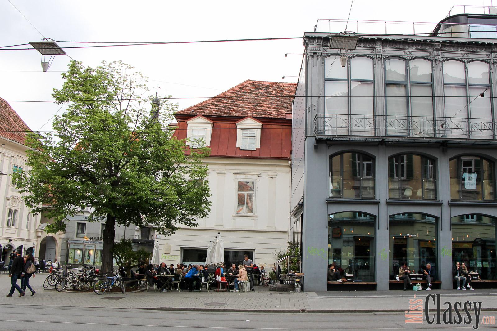 LIFESTYLE Miss Classy's Lieblingslokale in Graz und Umgebung, Miss Classy, Lifestyle Blog, Graz, Steiermark, Österreich, gute Restaurants, Essen gehen in Graz, Kunsthauscafe, Burger
