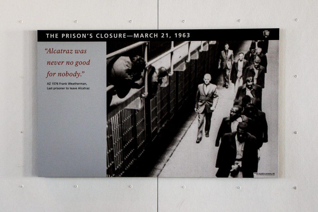 TRAVEL: Alcatraz - The Rock, Miss Classy, Travel Blog, Travel Blogger, Reise Blog, Reise Blogger Graz, Wanderlust, Wayfarer, Reisebericht, USA, Westküste, Roadtrip, Kalifornien, San Francisco, The City by the Bay, Alcatraz, Gefängnisinsel, Al Capone, The Rock, Besuch der Gefängnisinsel Alcatraz in der Bay von San Francisco, Tipps zum Besuch von Alcatraz