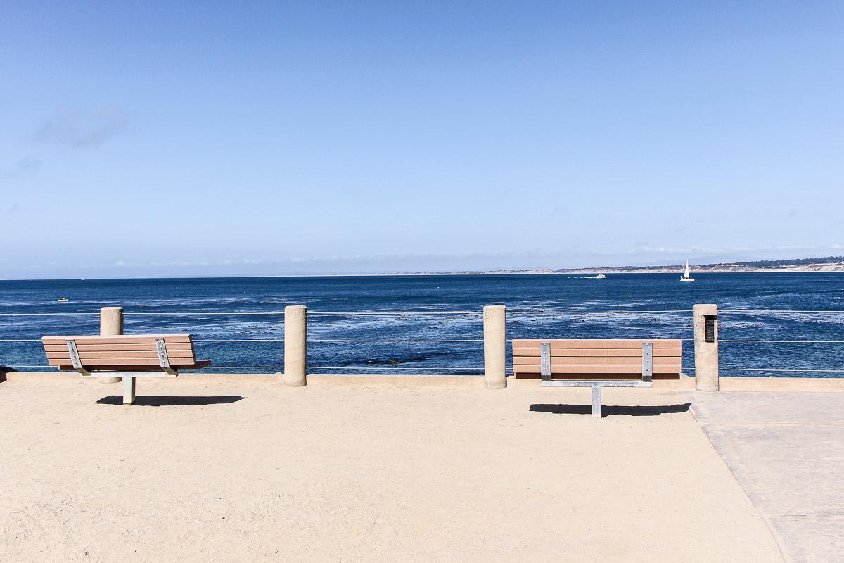 Monterey und Whale Watching in der Monterey Bay, San Carlos Beach Park, USA, Reise Blog, Reisebericht, Westküste, Roadtrip, Kalifornien, Miss Classy