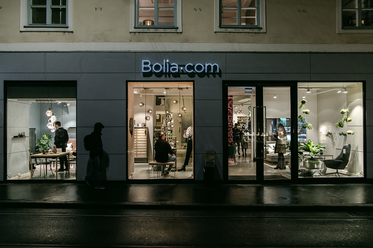 Bolia Graz New Scandinavian Design Eröffnet Interieur Flagship
