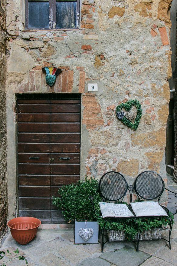 Val d'Orcia - das malerische Paradies im Süden der Toskana, Pienza, Miss Classy, Travel Blog, Travel Blogger, Reise Blog, Reisebericht, Toskana, Val d'Orcia, Strada Provinciale 146
