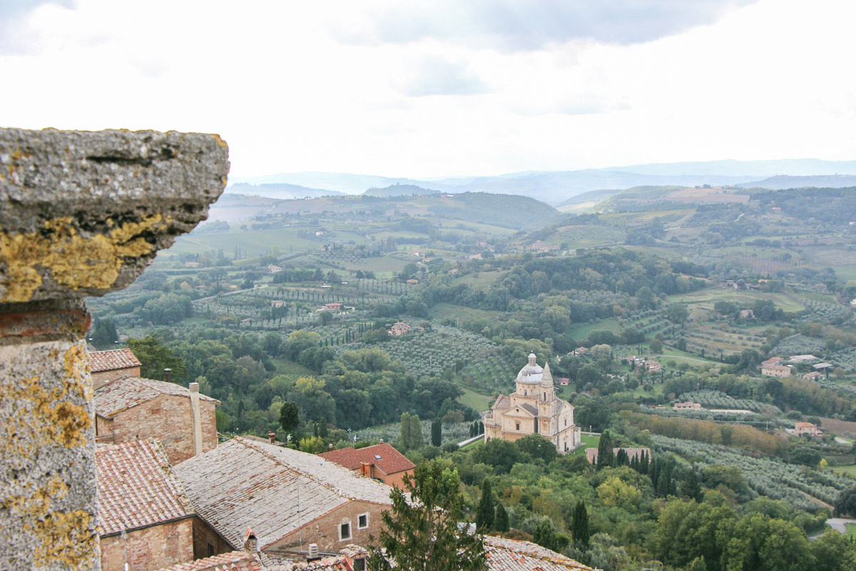 Val d'Orcia - das malerische Paradies im Süden der Toskana, Montepulciano, Miss Classy, Travel Blog, Travel Blogger, Reise Blog, Reisebericht, Toskana, Val d'Orcia, Strada Provinciale 146