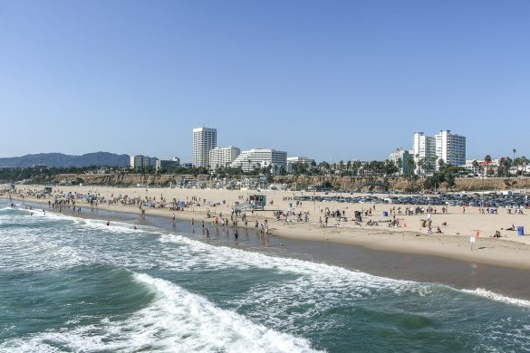 Santa Monica, Los Angeles – City of Angels, USA, Reise Blog, Reisebericht, Westküste, Roadtrip, Kalifornien, Miss Classy
