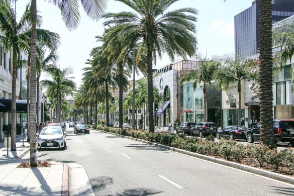 Rodeo Drive, Los Angeles – City of Angels, USA, Reise Blog, Reisebericht, Westküste, Roadtrip, Kalifornien, Miss Classy