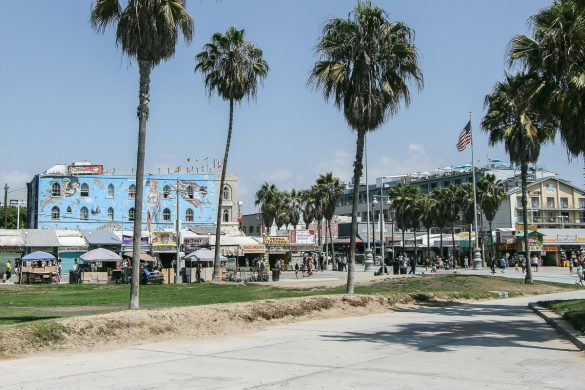 Venice Beach, Los Angeles – City of Angels, USA, Reise Blog, Reisebericht, Westküste, Roadtrip, Kalifornien, Miss Classy