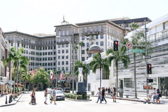 Beverly Wilshire Hotel, Pretty Woman, Rode Drive, Los Angeles – City of Angels, USA, Reise Blog, Reisebericht, Westküste, Roadtrip, Kalifornien, Miss Classy