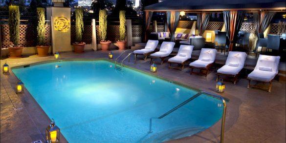 Le Parc Suite Hotel, Los Angeles – City of Angels, USA, Reise Blog, Reisebericht, Westküste, Roadtrip, Kalifornien, Miss Classy