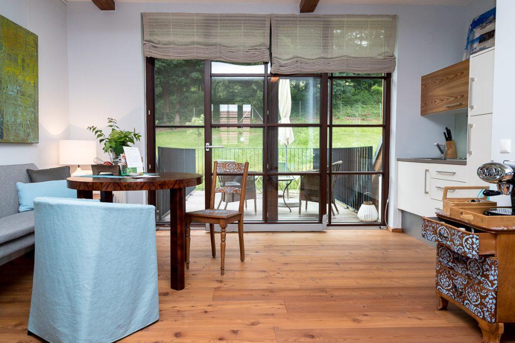 Lavendel Suite - Der Arkadenhof – #hideaway im Südburgenland // Der Arkadenhof, Dreikanthof, idyllischen Urlaubsdomizil, Entspannung, Reiseblog Österreich, www.miss-classy.com #burgenland #reise #reiseblog #arkadenhof #derarkadenhof