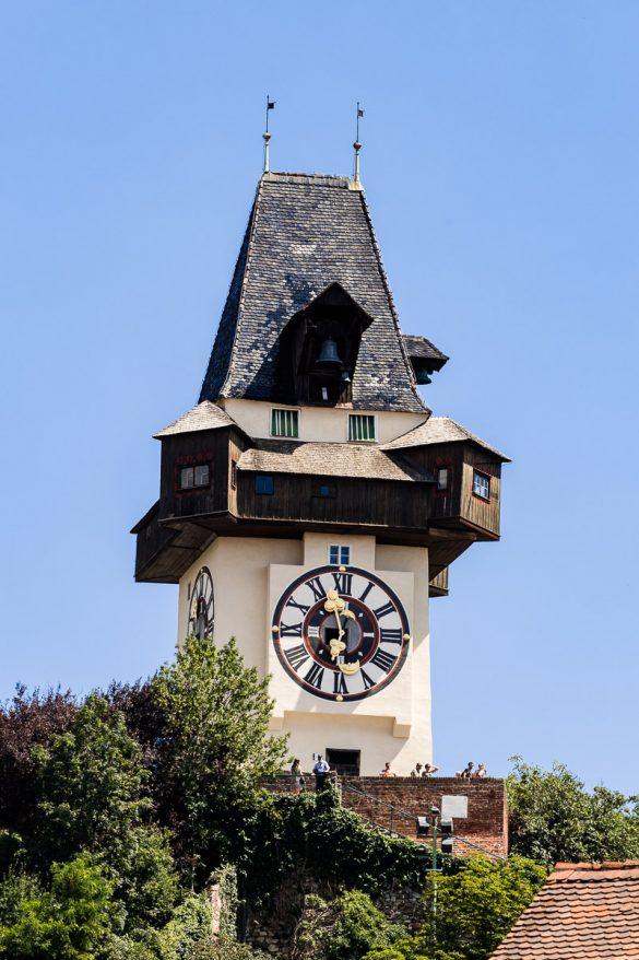 Uhrturm, Ein Tag durch Graz, Kleine Zeitung, #graz, #grz, Lifestyleblog, Graz Tipps, Blogger Graz, Blog Graz, Miss Classy