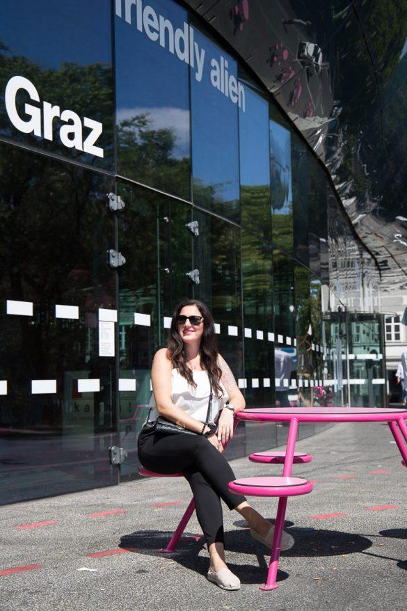 Kunsthaus, Ein Tag durch Graz, Kleine Zeitung, #graz, #grz, Lifestyleblog, Graz Tipps, Blogger Graz, Blog Graz, Miss Classy