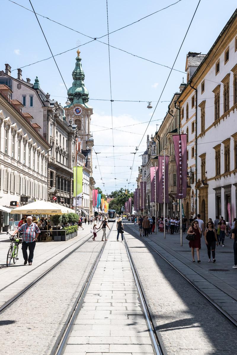 Herrengasse, Ein Tag durch Graz, Kleine Zeitung, #graz, #grz, Lifestyleblog, Graz Tipps, Blogger Graz, Blog Graz, Miss Classy