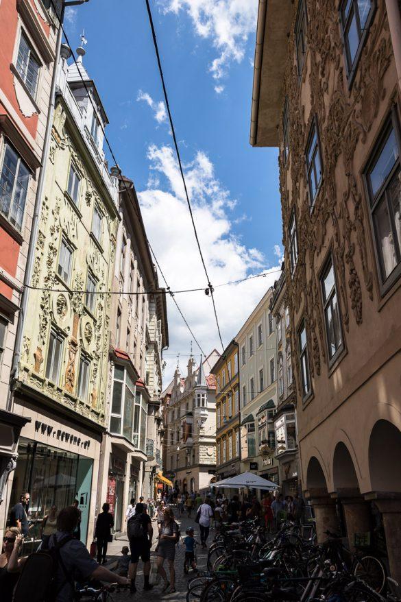 Sporgasse, Ein Tag durch Graz, Kleine Zeitung, #graz, #grz, Lifestyleblog, Graz Tipps, Blogger Graz, Blog Graz, Miss Classy