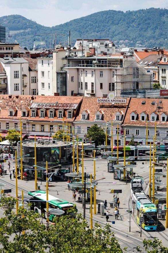 Area 5, Bausatzlokal, Über den Dächern von Graz - Lokale mit den schönsten Ausblicken über die Genusshauptstadt, Miss Classy, Lifestyle Blog Graz, Graz, Steiermark