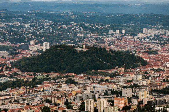 Fürstenstand, Über den Dächern von Graz - Lokale mit den schönsten Ausblicken über die Genusshauptstadt, Miss Classy, Lifestyle Blog Graz, Graz, Steiermark