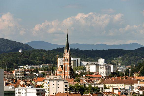 Skyroom - Styria Media, Über den Dächern von Graz - Lokale mit den schönsten Ausblicken über die Genusshauptstadt, Miss Classy, Lifestyle Blog Graz, Graz, Steiermark