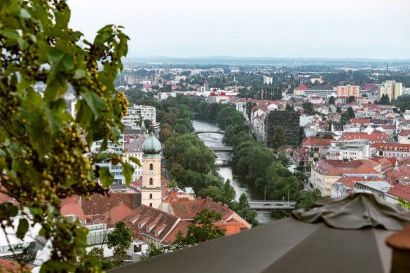 Starcke Haus, Über den Dächern von Graz - Lokale mit den schönsten Ausblicken über die Genusshauptstadt, Miss Classy, Lifestyle Blog Graz, Graz, Steiermark