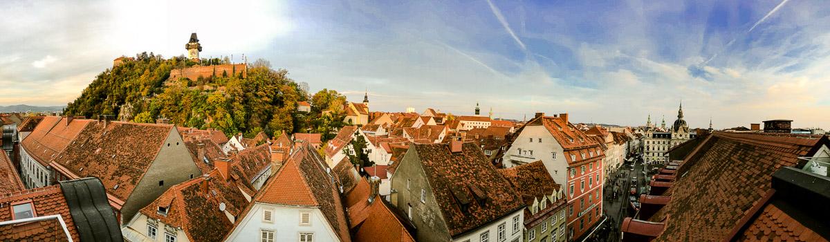 Tagescafe Freiblick, Über den Dächern von Graz - Lokale mit den schönsten Ausblicken über die Genusshauptstadt, Miss Classy, Lifestyle Blog Graz, Graz, Steiermark