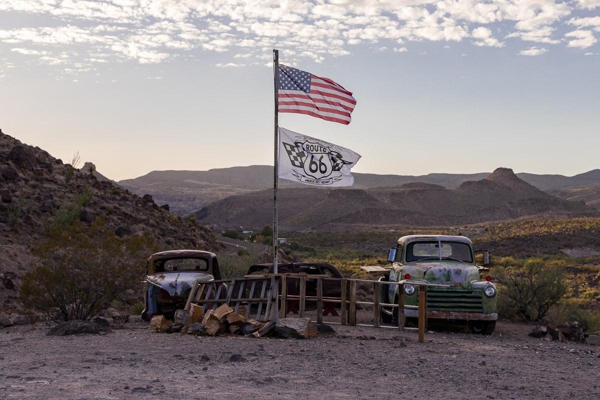 Route 66 - USA Westküsten Roadtrip 2018 - 3 Wochen Abenteuer - Route, Infos & Kosten