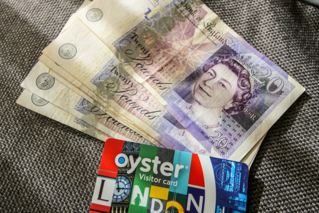 Oyster Card, London - Kurztrip in die britische Metropole, Reiseblog, Travelblog, Reise, Reisetagebuch, Miss Classy