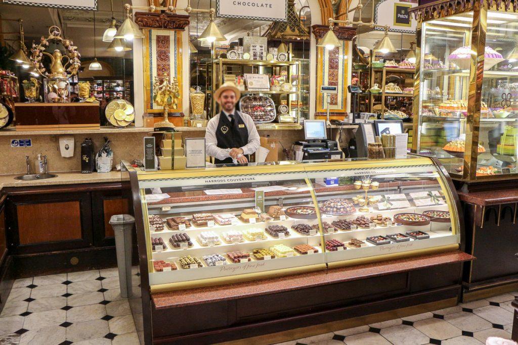 Harrods, London - Kurztrip in die britische Metropole, Reiseblog, Travelblog, Reise, Reisetagebuch, Miss Classy