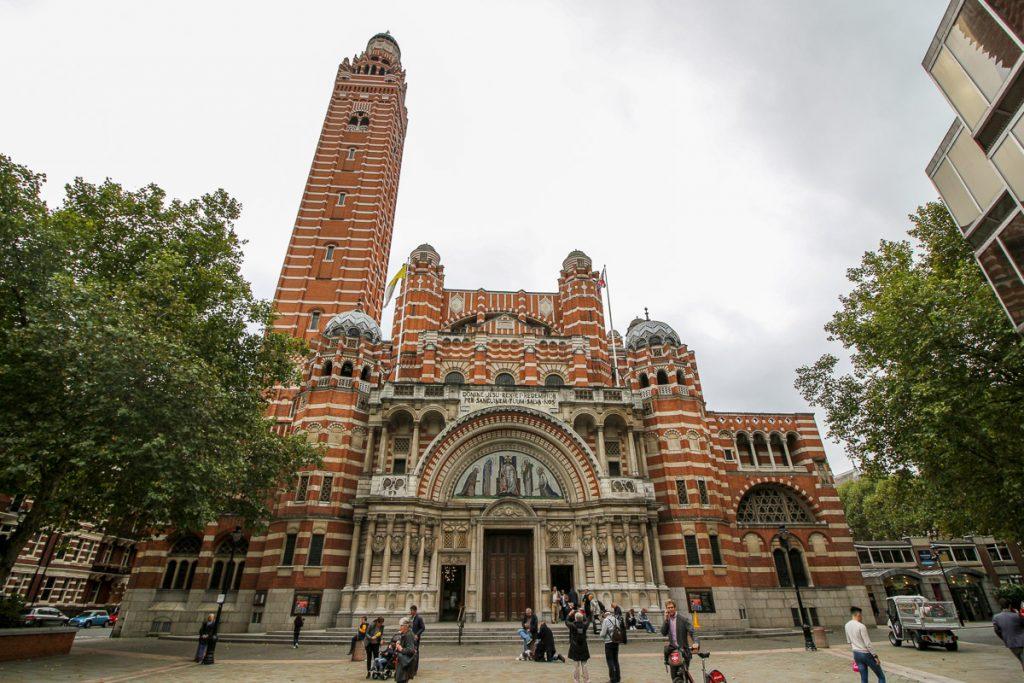 Westminster Cathedral, London - Kurztrip in die britische Metropole, Reiseblog, Travelblog, Reise, Reisetagebuch, Miss Classy