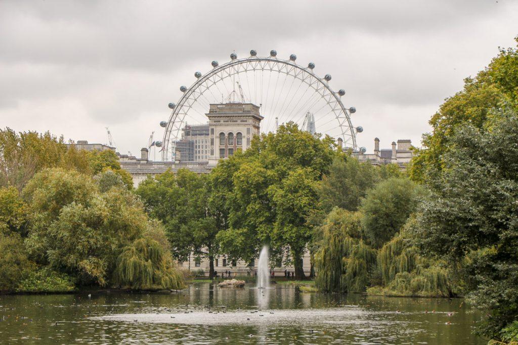 St. James Park, London - Kurztrip in die britische Metropole, Reiseblog, Travelblog, Reise, Reisetagebuch, Miss Classy