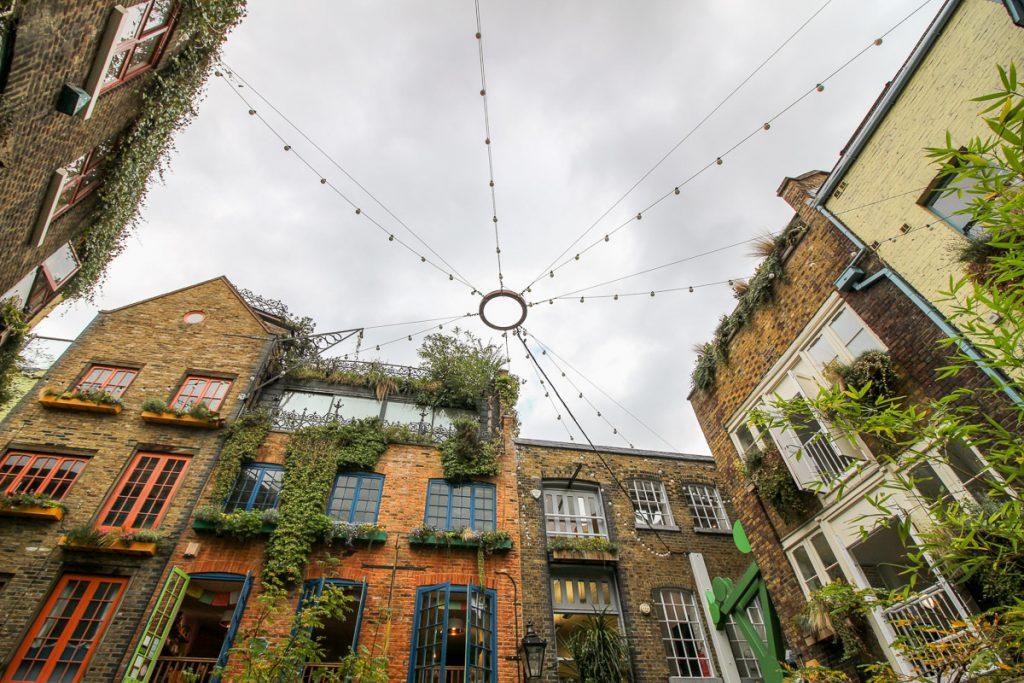 Neals Yard, London - Kurztrip in die britische Metropole, Reiseblog, Travelblog, Reise, Reisetagebuch, Miss Classy