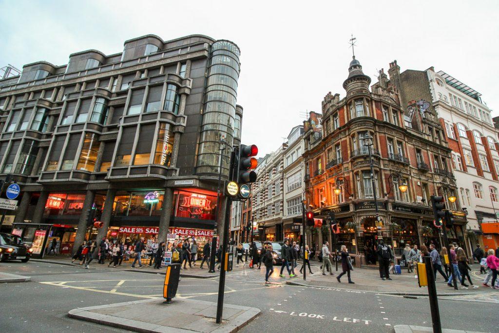Soho, London - Kurztrip in die britische Metropole, Reiseblog, Travelblog, Reise, Reisetagebuch, Miss Classy