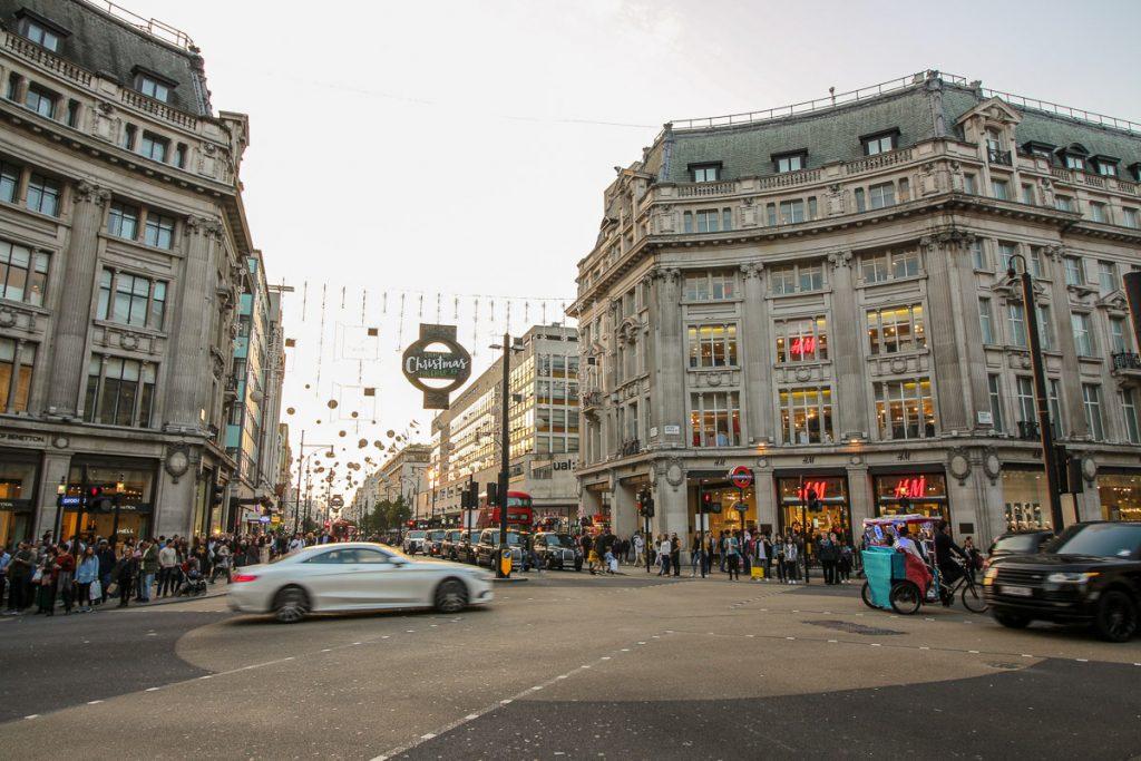 Oxford Street, London - Kurztrip in die britische Metropole, Reiseblog, Travelblog, Reise, Reisetagebuch, Miss Classy