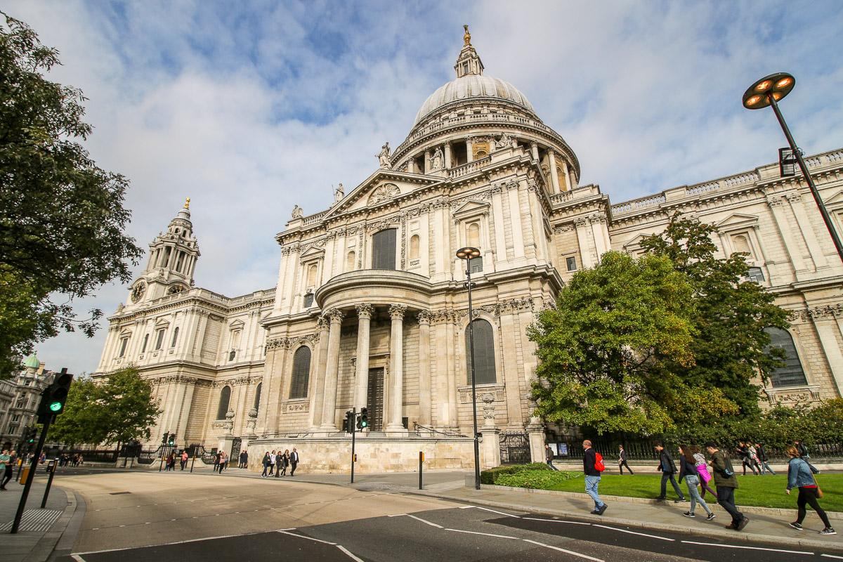 St. Pauls Cathedral, London - Kurztrip in die britische Metropole, Reiseblog, Travelblog, Reise, Reisetagebuch, Miss Classy