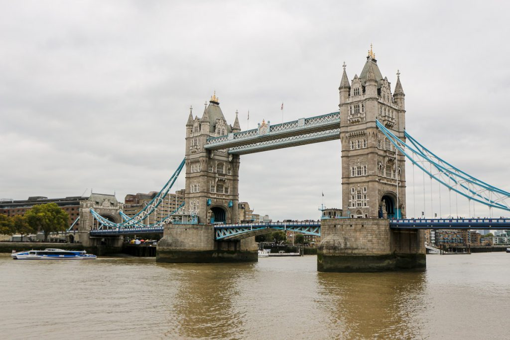 Tower Bridge, London - Kurztrip in die britische Metropole, Reiseblog, Travelblog, Reise, Reisetagebuch, Miss Classy