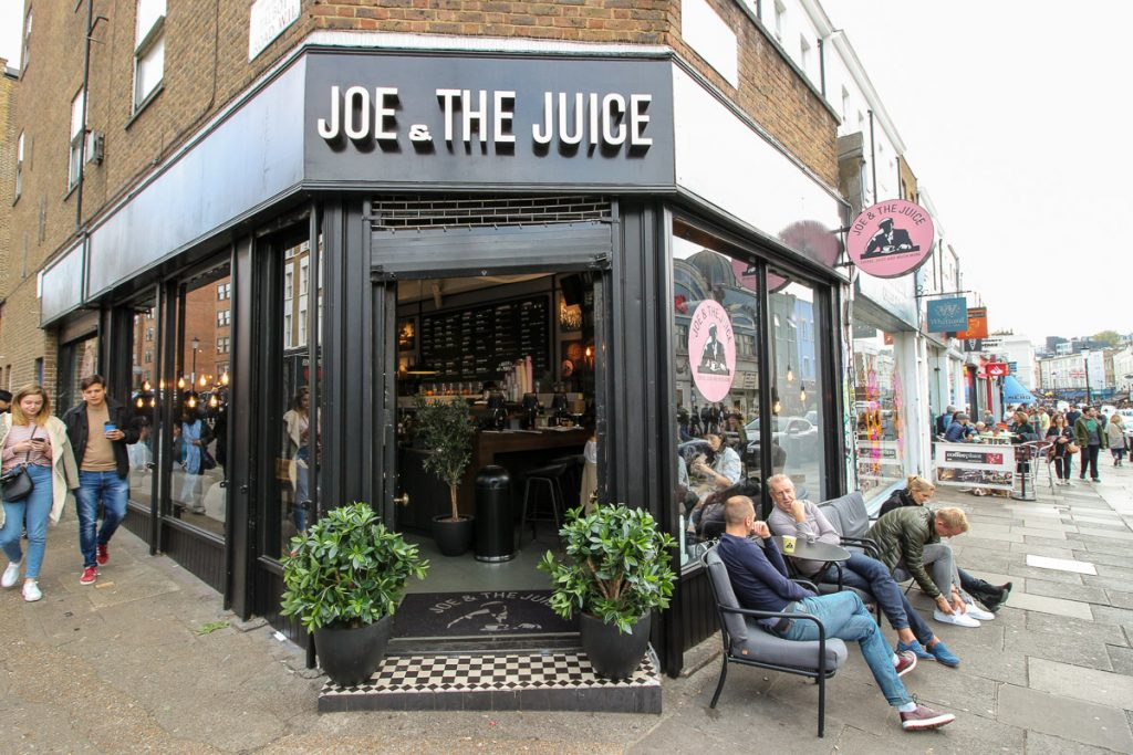 Joe & the Juice, London - Kurztrip in die britische Metropole, Reiseblog, Travelblog, Reise, Reisetagebuch, Miss Classy