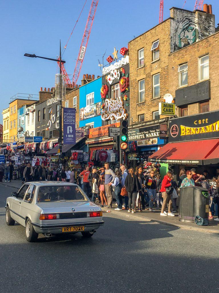 Camden Market, London - Kurztrip in die britische Metropole, Reiseblog, Travelblog, Reise, Reisetagebuch, Miss Classy