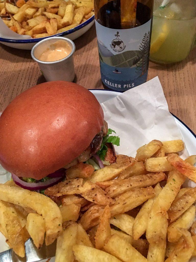 Honest Burger, London - Kurztrip in die britische Metropole, Reiseblog, Travelblog, Reise, Reisetagebuch, Miss Classy