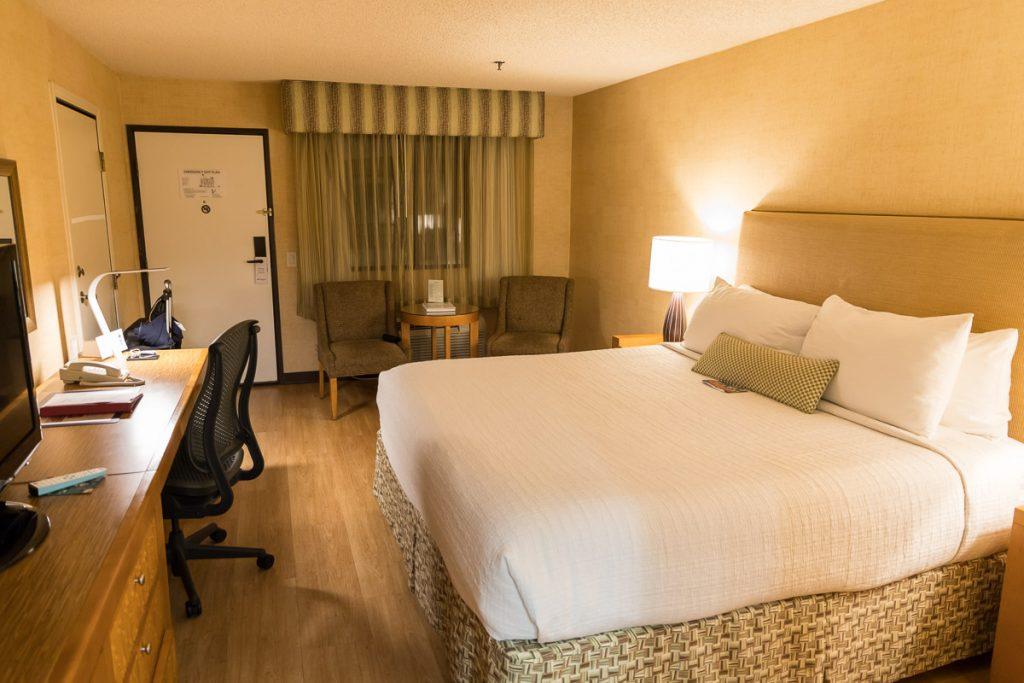 Best Western Plus Las Brisas Hotel, Palm Springs - USA Westküsten Roadtrip 2018 - 3 Wochen Abenteuer - Route, Infos & Kosten